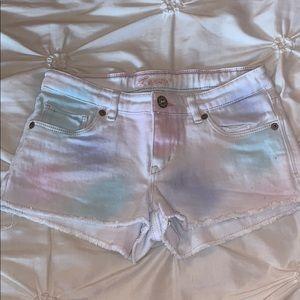 Girls Levi's Denim Shorts